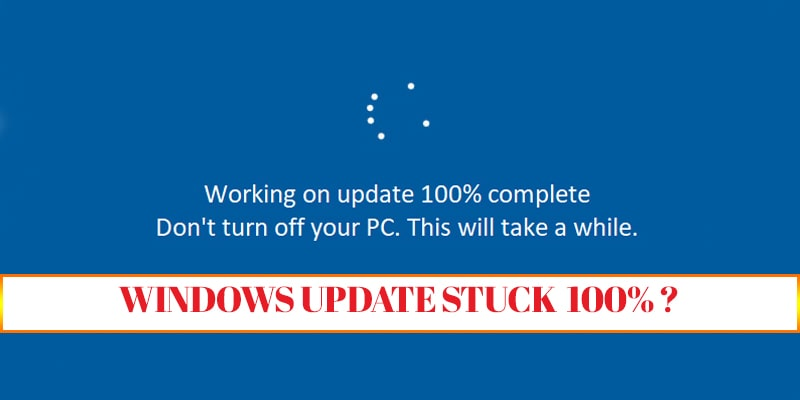 How to Fix Windows update stuck