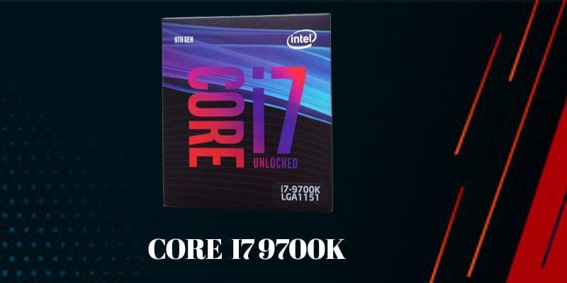i7 8700 vs i7 9700
