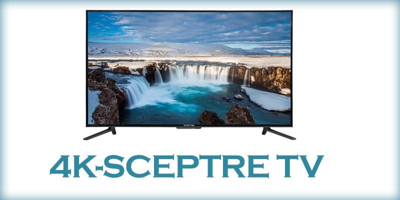 4k-SCEPTRE TV-