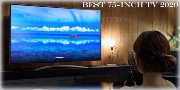 Best 75inch Tv