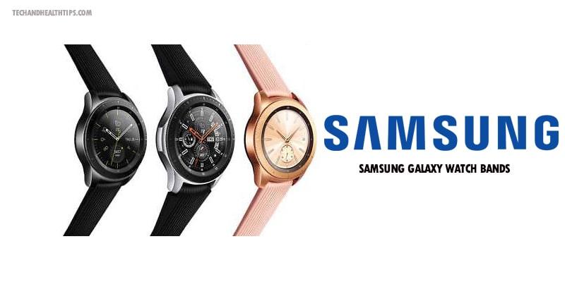 Samsung Galaxy Watch Bands
