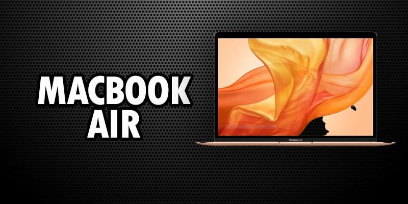 MacBook Air-min 2020 best budget laptop