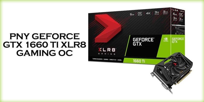 PNY  XLR8 Gaming OC