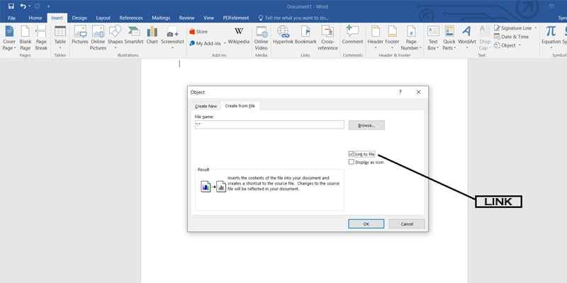 MICROSOFT OFFICE-PDF TO WORD DOC-link