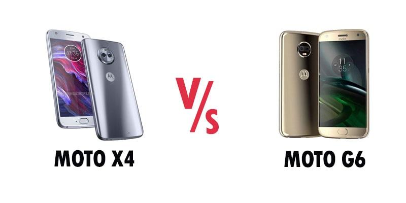 moto x4 vs moto g6-min