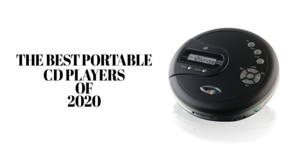 The Best Portable CD Player of 2020