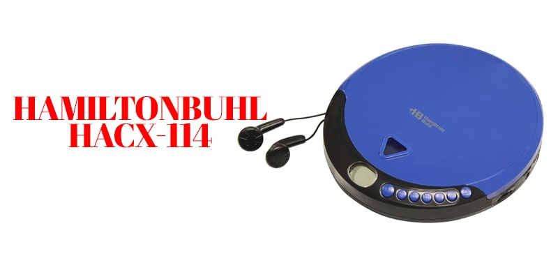 Hamiltonbuhl HACX-144 player