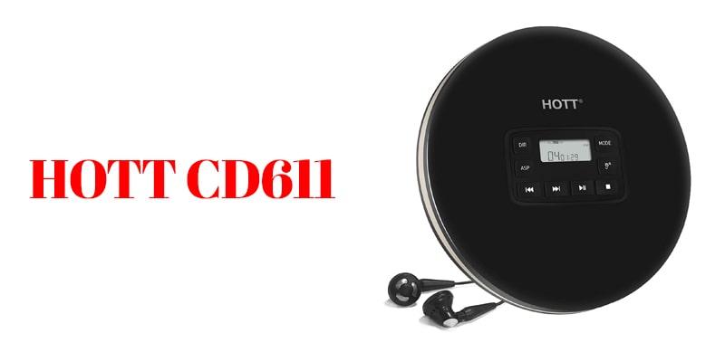 Hott CD611 player