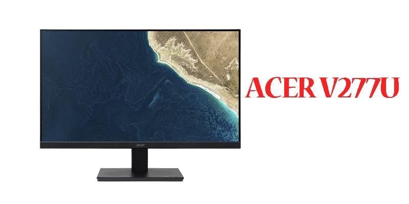 Acer V277U- 27 inch monitor