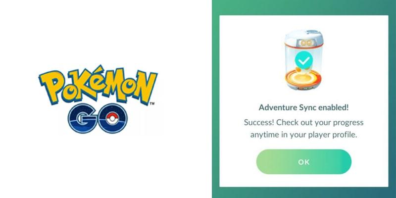 Adventure Sync Pokemon Go