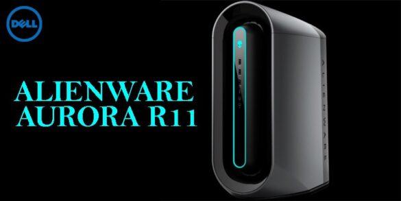 alienware aurora r11 specs