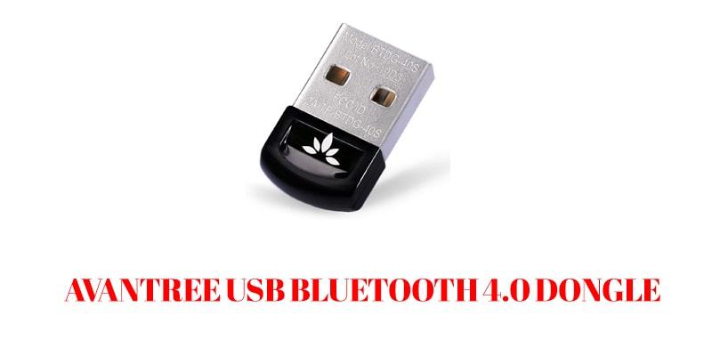 Avantree USB Bluetooth pc