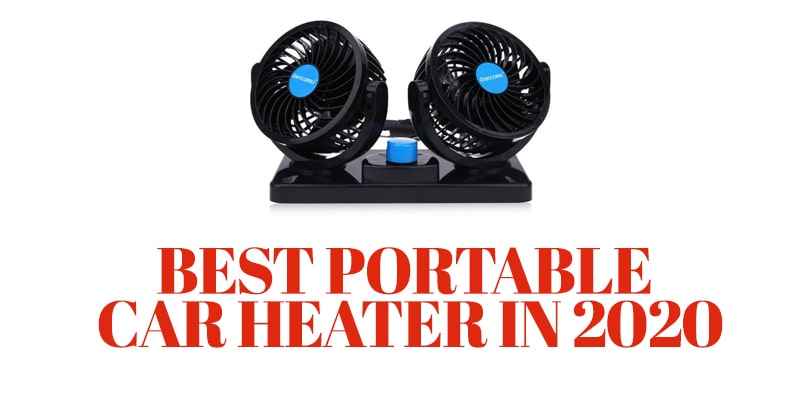 BEST PORTABLE CAR HEATER IN 2020