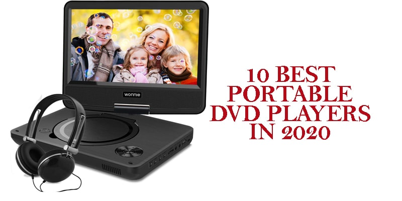 10 Best Portable DVD Players in 2020