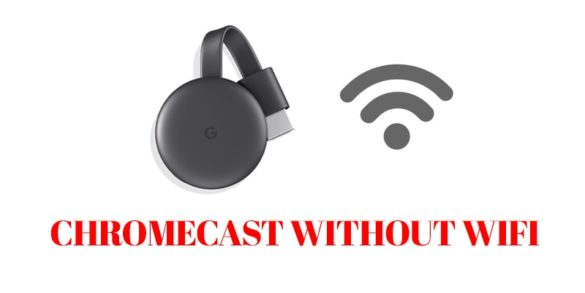 How to Use CHROMECAST WITHOUT WIFI