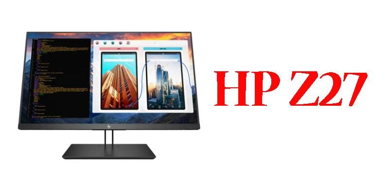 HP Z27-hp monitor