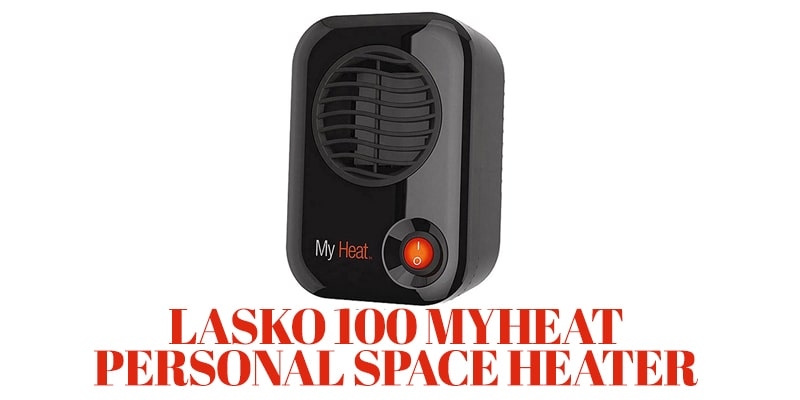 Lasko 100 MyHeat Personal Space Heater-portable heater for car