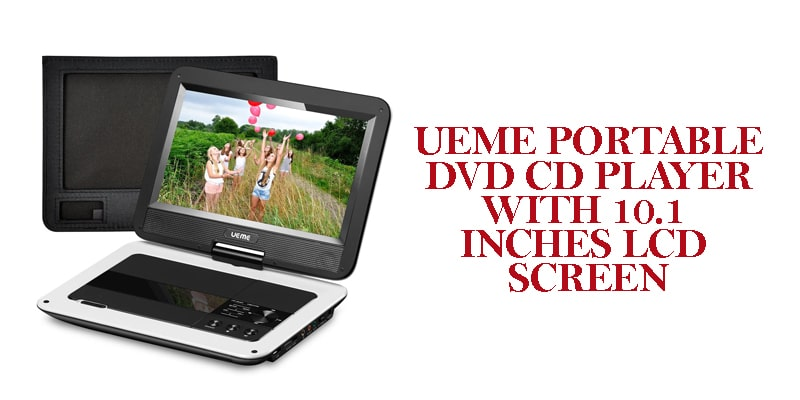 UEME -what is the best portable dvd player