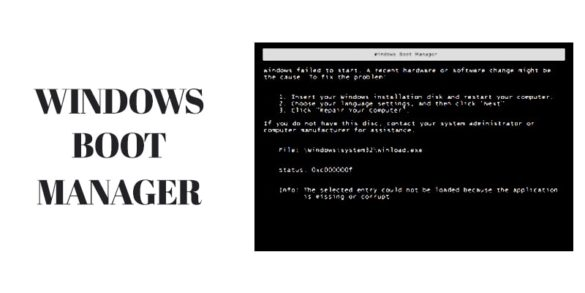 Windows Boot Manage
