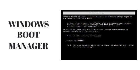 Windows Boot Manage