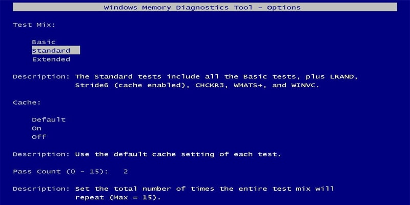 run windows-memory management