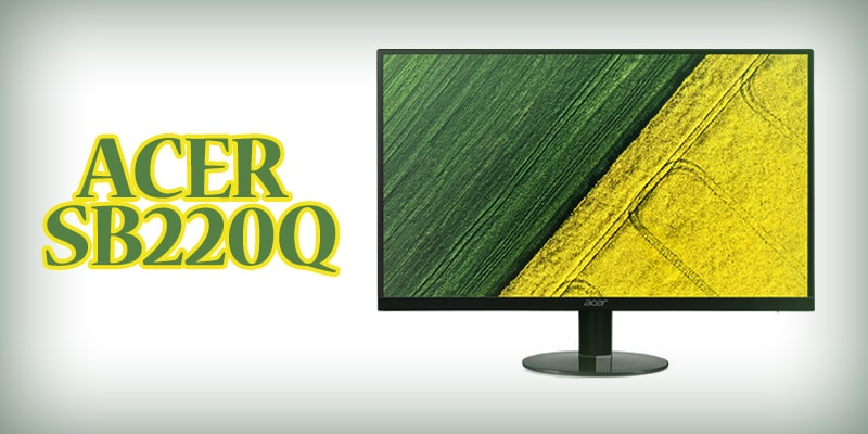 Acer SB220Q: Best Selling Monitor In 2020